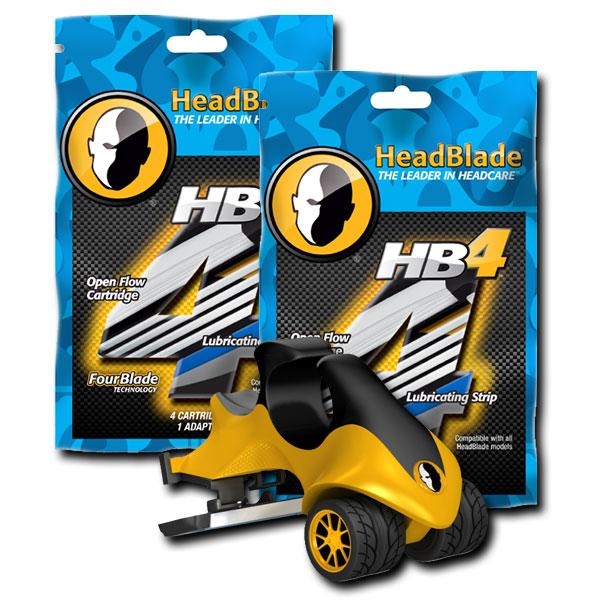 ヘッドブレードATX4枚刃スターターキット